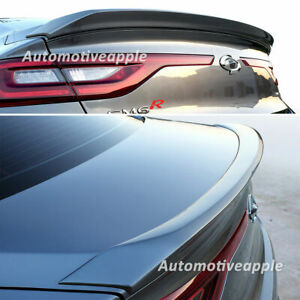 Trunk Rear Spoiler for 2017 2019 Renault Talisman SM6