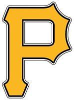 "Pittsburgh Pirates MLB Vinyl Decal - You Choose Size 2""-38"""
