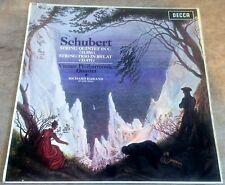 DECCA SXL 6173 WBg ED 2 SCHUBERT string quintet in c VPQ 1965 UK STEREO VINYL LP