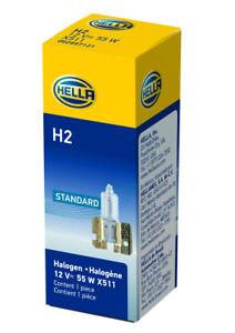 Fog Light Bulb Front Hella H2