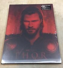 Thor 1 Blufans exclusive Blu-ray Steelbook, At Hand, Mint/Sealed Rare #56/1300