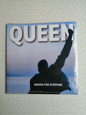 QUEEN – HEAVEN FOR EVERYONE - CD SINGLE 2 TRACKS CARD SLEEVE - SEALED!