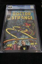 Doctor Strange # 175 CGC 5.5 10/68 Silver Age Gene Colan and Tom Palmer Art