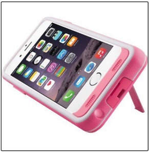 Naztech NP2400i6 2400mAh MFi Power Case for iPhone 6/6s [Pink]
