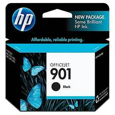 HP 901 | Ink Cartridge | Black | ~200 pages | CC653AN