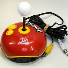2004 Disney 5 in 1 Plug And Play TV Video Game Joystick by Jakks Pacific Tested!