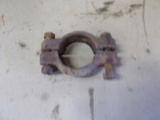 Farmall Cub muffler clamp