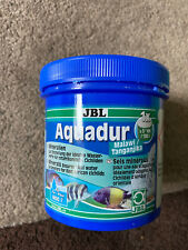JBL AquaDur 250g Aquarium Fish Tank GH & KH Buffer Water Hardness Minerals 3000L