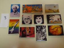 Andy Warhol Factory Refrigerator Magnet Art Set Decorations 1990's #3