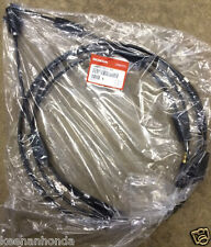 Genuine OEM Honda Accord 4Dr Trunk / Gas Door Release Cable 03-05 74880-SDA-405