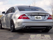 Painted 775 Iridium Silver CLS63 AMG Look Trunk Spoiler 06-10 W219 CLS550 CLS55