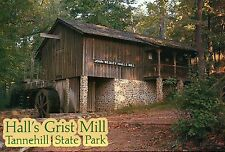 John Wesley Halls Mill, Tannehill State Park Alabama, Civil War -- 19th Postcard