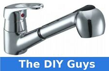 MONSOON SHOWERS - Kitchen Mixer Tap With Extendable Spray - WELS - RRP $445