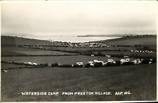 Preston near Weymouth. Waterside Camp by AHP # 106.