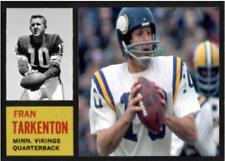 FRAN TARKENTON 1962 ACEO ART CARD ## BUY 5 GET 1 FREE ## FREE COMBINED SHIPPING