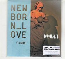 (HD439) D/R/U/G/S, New Born Love - 2016 DJ CD