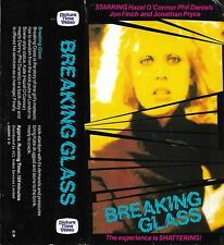 VIDEO SLEEVE - VCL VIDEO - BREAKING GLASS