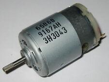 Johnson Electric 13.6V DC Motor - 4500 RPM - 3.5 oz-in. - HC615 - 9167AH