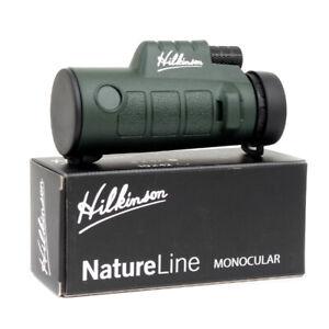 Hilkinson 8x42 Natureline Monocular. NEW STOCK. Birdwatching Stalking Walking