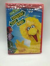NEW Sesame Street Follow That Bird DVD MOVIE 25th Anniversary Deluxe Edition