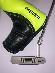 "Brand New Tour Issue NIKE METHOD PROTOTYPE 006 THE OVEN PUTTER / 34"" / NIPMET271"