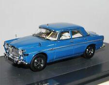 Matrix scale models, 1972 Rover 3.5 litre p5b Saloon, Blue, 1/43