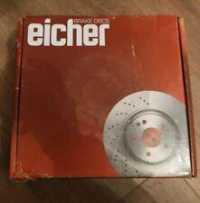 Eicher 104 11 0039 Front Brake Discs Bmw