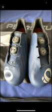New Pearl Izumi Pro Leader v4 Road Cycling Shoes Size 43 Limited Edition Blue