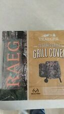 Traeger 20 Series Grill Cover Bac405 ~ New. Camo