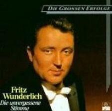 """Fritz Wunderlich """"la voce unvergessene"""" CD NUOVO"""