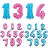 Giant Age 1st/16th/18th/21st/30th/40th/50th/60th/70th/80th Birthday Foil Balloon