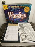 WORDIGO WORD GAME AGES 8 TO ADULT FAST PACED