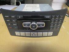 MERCEDES E CLASS W212/CLS HEAD UNIT HIGH NAVIGATION HEAD UNIT  A2129006423