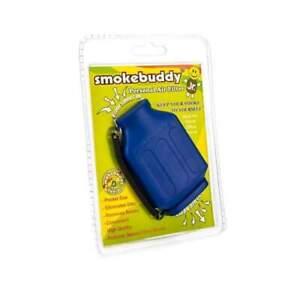 Smoke Buddy JR. Junior PERSONAL AIR FILTER - BLUE