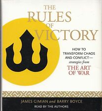 The Rules of Victory Audio Book CD