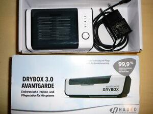 Hadeo Drybox Avantgarde 3.0 Trockenbox für Hoergeräte Trocknungsgerät