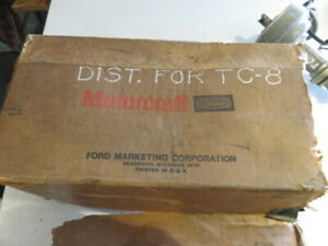 NOS 1967 68 ford mustang 289 302  DISTRIBUTOR C7ZF-12127-F 3 &  4 SPEED STICK