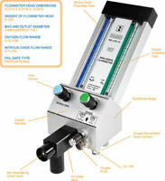 Belmed PC-7 Flowmeter Head Only for Nitrous Oxide / Oxygen System 5000
