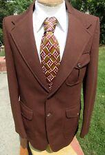 New listing Vtg 1960s McGregor Striped Norfolk Blazer 40L - Double Knit Sport Coat + Tie