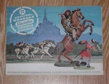 Elastolin Catalogue Brochure for Knights and Castles
