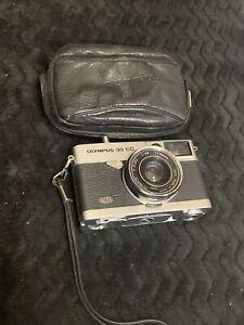 Olympus 35 EC 1:2.8 F=42mm Film Camera (Floor)
