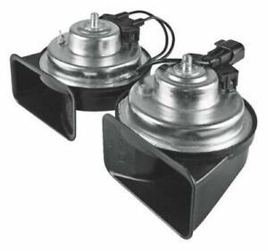 927695 Pair Horns Horn Fiamm AM80S KIT 2TJU 12v Car Vehicles Com Relay