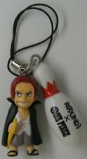 One Piece Strap Bowling Pin Shanks Figure keychain key ring