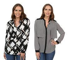 Women's Business Hip Length Classic Tops & Shirts
