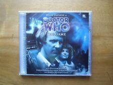 Doctor Who The Game, 2005 Big Finish audio book CD *SEALED*