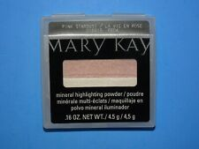 Mary Kay Mineral Highlighting Powder ~ Pink Stardust *FREE SHIPPING*