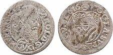 Allemagne, Silésie, Munsterberg, Dels, Charles II, 3 kreuzer, (1)616 HT,RARE-104