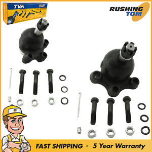 2 Front Upper Ball Joints for Checker Taxicab Ford Thunderbird Mercury Monterey