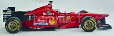 "1996 Michael Schumacher MSC Ferrari ""High Nose"" 1:18 FULL LIVERY"