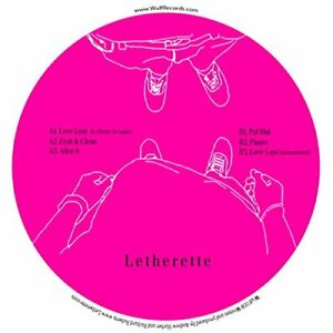 Letherette - Ep5 - 12 Inch Vinyl - WULF008 - NEW